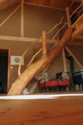 Atypické schodiště
