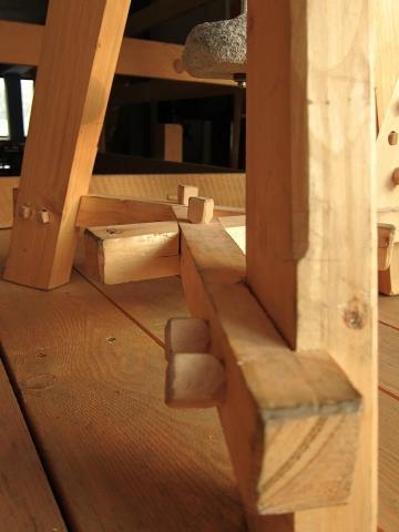 Dřevěné kolíky