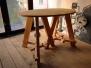 Eliptický stůl - Družba bouldering wall