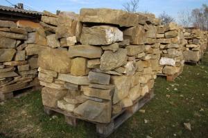 Příprava kamene