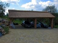 Rákosová střecha